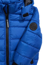 Padded Jacket - Bright blue - Kids | H&M CA 3